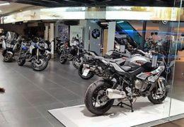 BMW MOTORRAD Βαγιανέλης