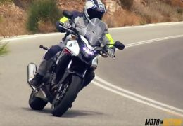 Honda CB500X test ride