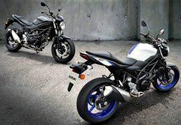 SUZUKI SV650 ABS – Έκπτωση €500 στην τιμή λιανικής!!!
