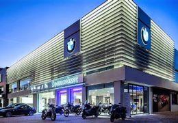 BMW Σφακιανάκης ρεπορτάζ από τα εγκαίνια του καταστήματος.