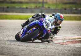 Ο Λευτέρης Πίππος Πρωταθλητής 2018 με την Yamaha R1