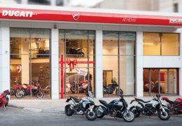 Εορταστικό Bazaar της Ducati για είδη ένδυσης – εξοπλισμού αναβάτη