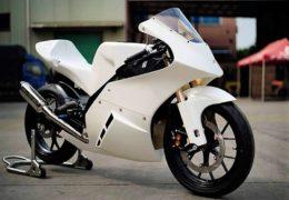 Νέα μοτοσυκλέτα 300cc από την Kayo.
