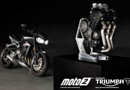 Ο κινητήρας της Triumph 765  σπάει τα ρεκόρ στην Moto2™!!!