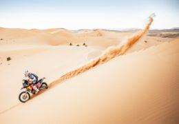 H φετινή μάχη της ομάδας Red Bull Desert Wings 2019