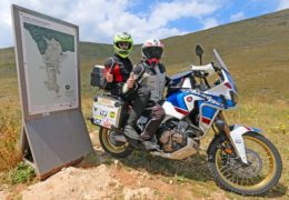 2 Generation Ride από το ακρωτήριο Ταίναρο στο Nadcap.