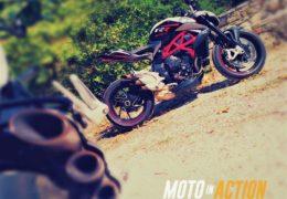 Moto in Action 3η εκπομπή Season-4