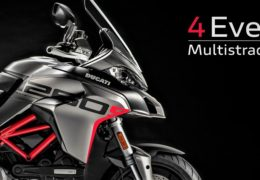 4Ever Multistrada – η Ducati Multistrada με 4ετή εγγύηση.
