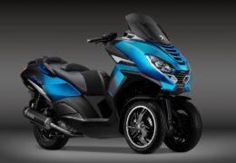 Νέα τρίτροχα scooters Peugeot Metropolis, η αιχμή του δόρατος της Peugeot Motocycles