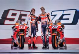 Repsol Honda στο παγκόσμιο πρωτάθλημα MotoGP  2020
