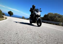 Moto in Action 32η Εκπομπή Season-4