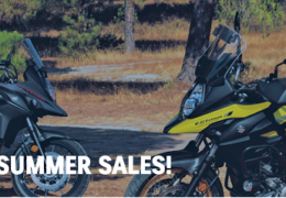 SUZUKI SUMMER SALES!