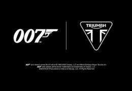 ΟΛΟΚΑΙΝΟΥΡΓΙΑ ΓΙΑ ΤΟ 2020 TRIUMPH SCRAMBLER 1200  BOND EDITION