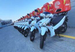 Το efood κινείται με HONDA Moto