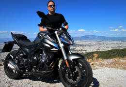 Moto in Action 9η Εκπομπή Season-5 (2020-2021)