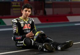Χορηγία της Yamaha προς τον νεαρό αθλητή ταχύτητας Βασίλη Παντελεάκη