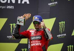 Διπλή παρουσία στο βάθρο για τη Ducati, στο Grand Prix της Καταλονίας