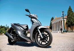Kymco People S 125i/200i E5 – ΜΥ2021 – Riding in Style!