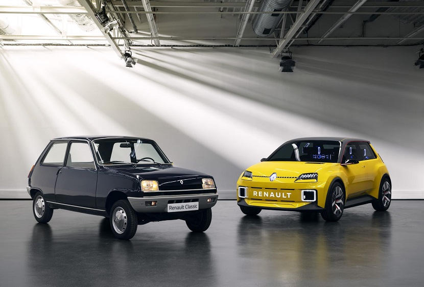 2021 - RENAULT 5 PROTOTYPE AND RENAULT 5 TL_low