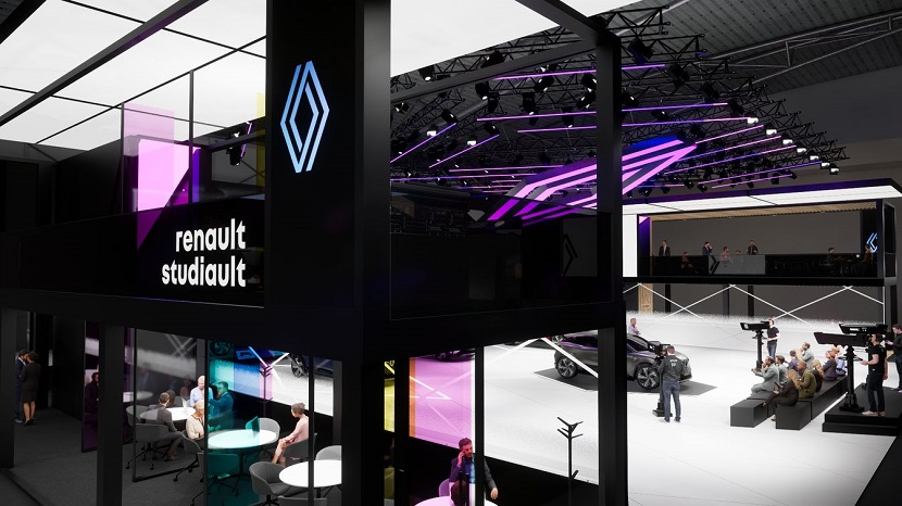 Renault booth_IAA 2021_low