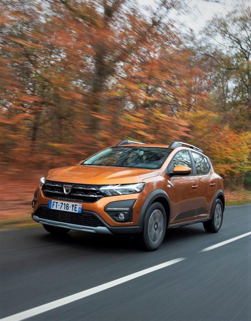 2020 - New Dacia SANDERO STEPWAY tests drive (1)_low