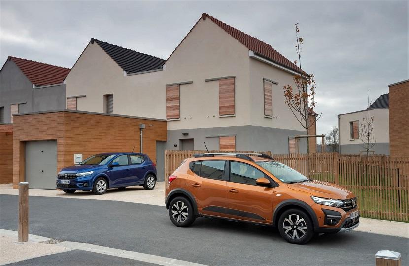 2020 - New Dacia SANDERO and New Dacia SANDERO STEPWAY tests drive_low